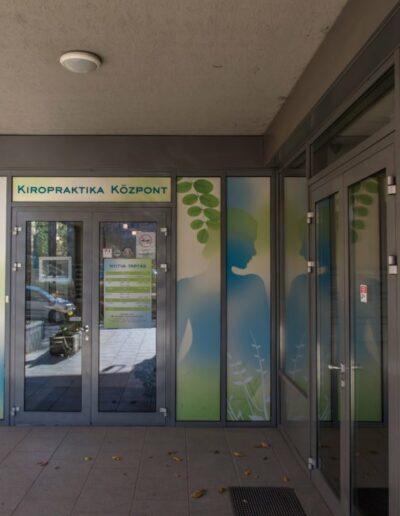 Kiropraktika Központ Kiropraktika